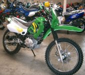 2006 Tank Sports Trail-X 250 photo