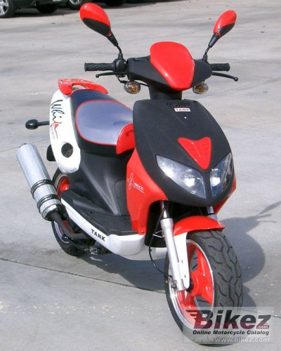 2006 Tank Sports Urban Sporty 150 Deluxe photo