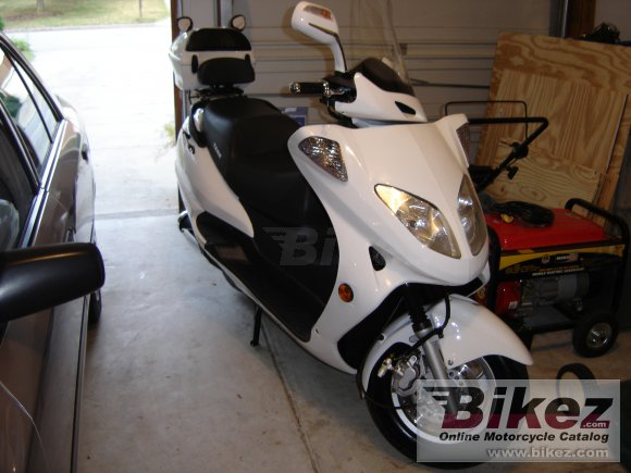2007 Tank Sports Touring 150 Deluxe photo