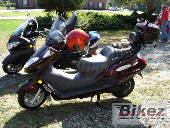 2007 Tank Sports Touring 250 Deluxe