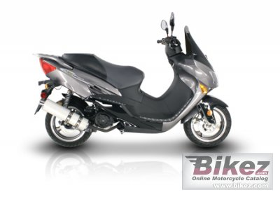 2007 Tank Sports Touring 150 Special