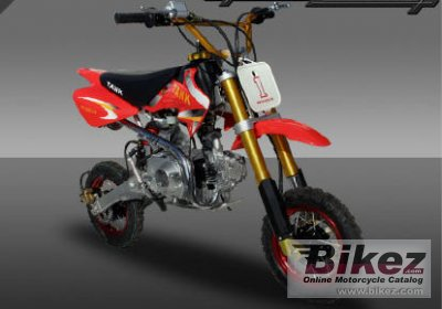 2007 Tank Sports Trail TKX 110