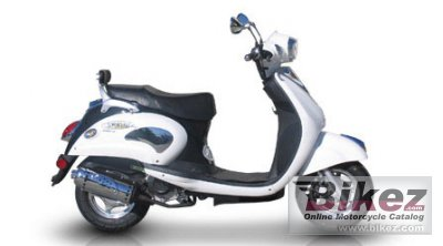 2008 Tank Sports Urban Viaggio 150 photo