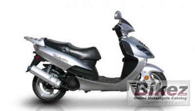 2008 Tank Sports Urban Racer 150 DS photo