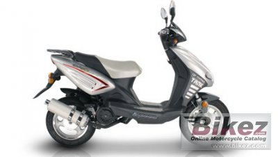 2008 Tank Sports Urban Sporty 150 Euro photo