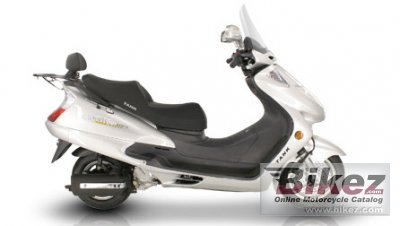 2008 Tank Sports Urban Touring 150 Deluxe photo