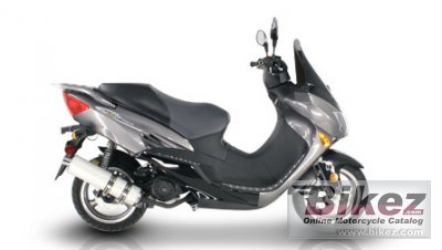 2008 Tank Sports Urban Touring 150 Special photo