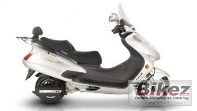 2008 Tank Sports Urban Touring 250 photo
