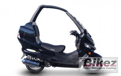 2008 Tank Sports Urban Courier 150