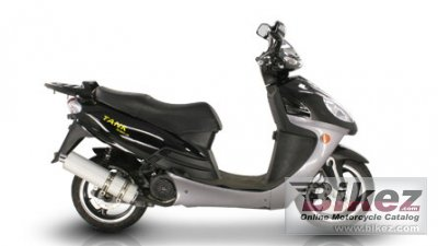 2008 Tank Sports Urban Racer 150 Deluxe