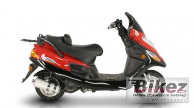 2008 Tank Sports Urban Touring 150 Executive