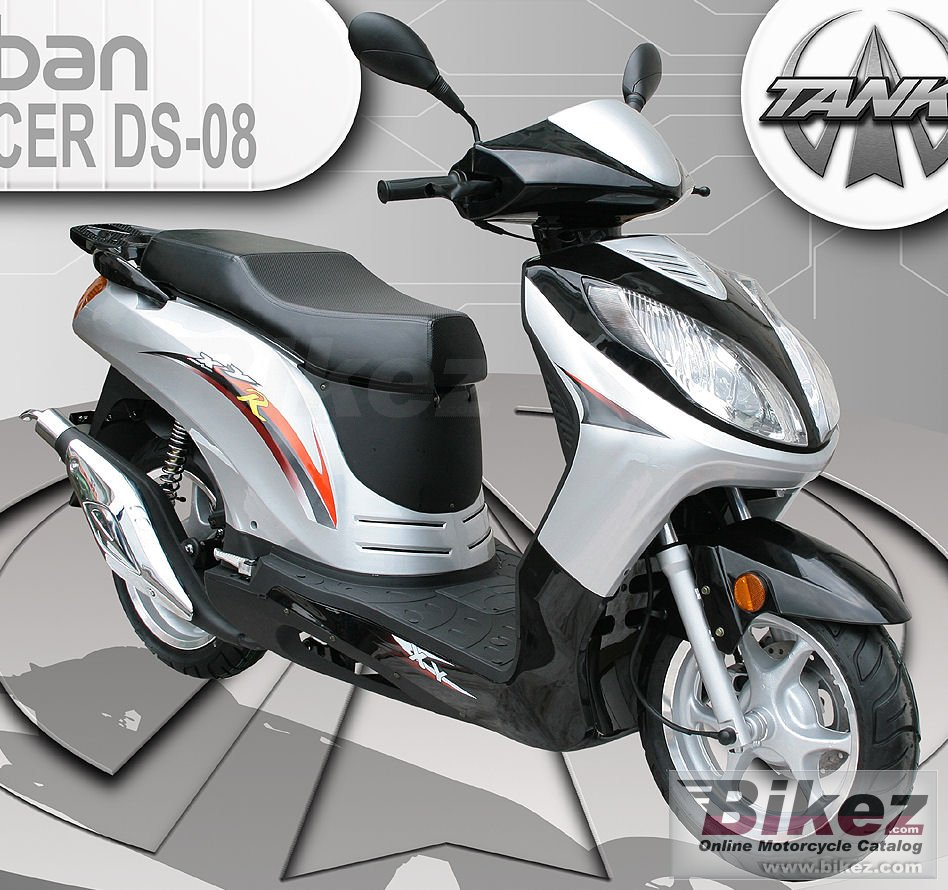 Tank Sports racer ds-08