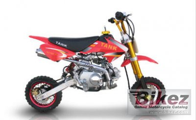 2010 Tank Sports Trail TKX-110 photo