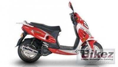 2010 Tank Sports Sporty 50
