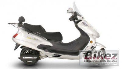 2010 Tank Sports Touring 150 Deluxe