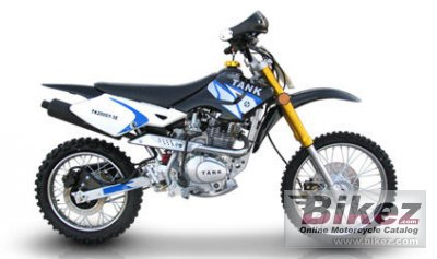2010 Tank Sports Trail TKX-200