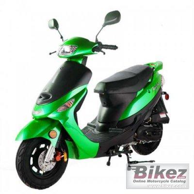 2021 Tao Motor Pony 50