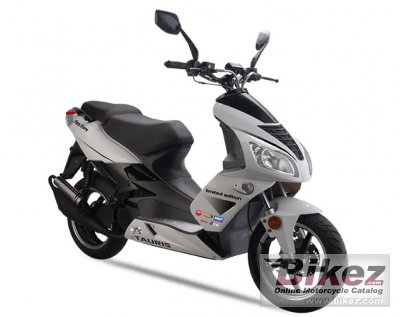2011 Tauris Fiera 125 Xtreme 4T photo