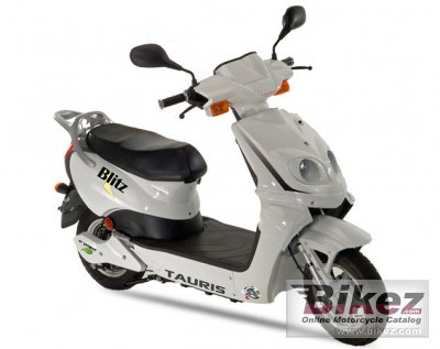 2011 Tauris Blitz E-scooter