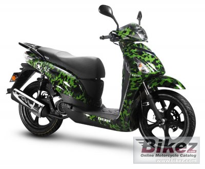 2012 Tauris Avenida 125 4T Art Collection