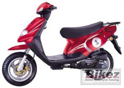 2007 TGB 101R