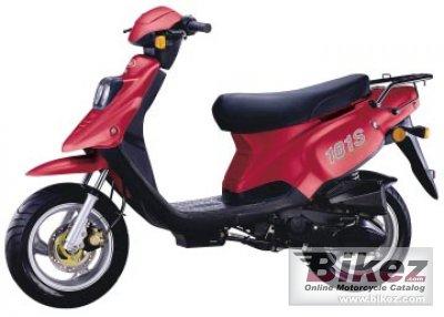 2007 TGB 101S
