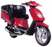 2007 TGB Delivery (150 cc) photo