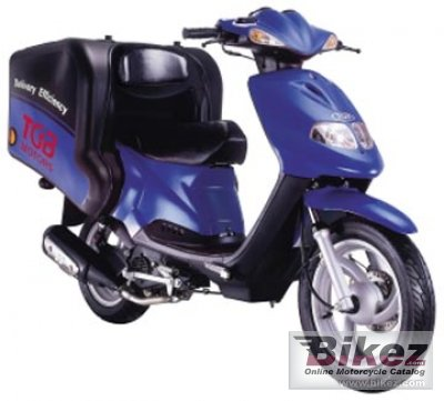 2007 TGB Delivery (125 cc) photo