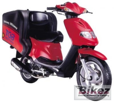 2007 TGB Delivery (150 cc)