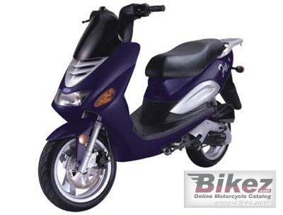 2007 TGB F409 (150cc)