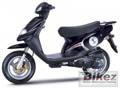 2008 TGB 101R 150