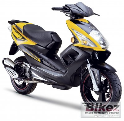 2008 TGB R125X