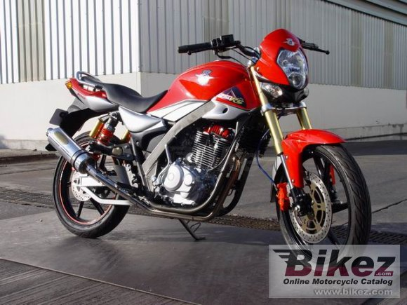 2011 Tiger Boxer 250 RS
