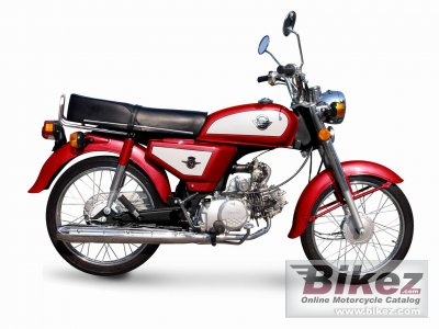 2012 Tiger Retro Sport 110 photo