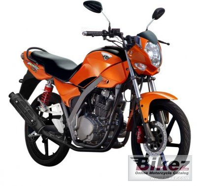 2012 Tiger Boxer 200R photo