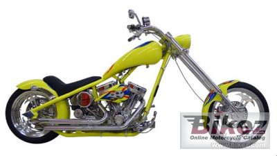 2006 Titan Radical Rigid Chopper