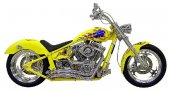 2007 Titan Sidewinder Lowrider Softail photo