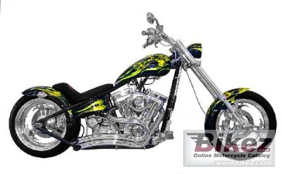 2007 Titan Radical Rigid Chopper photo