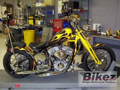2008 Titan Von Zipper Bobber photo