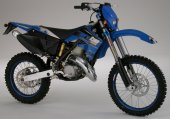 2004 TM Racing EN 125 Enduro