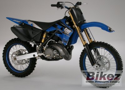 2004 TM Racing MX 250 Cross photo