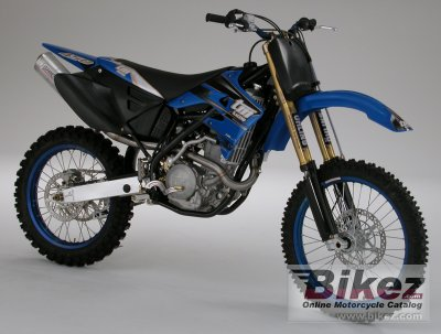 2004 TM Racing MX 450 F Cross photo