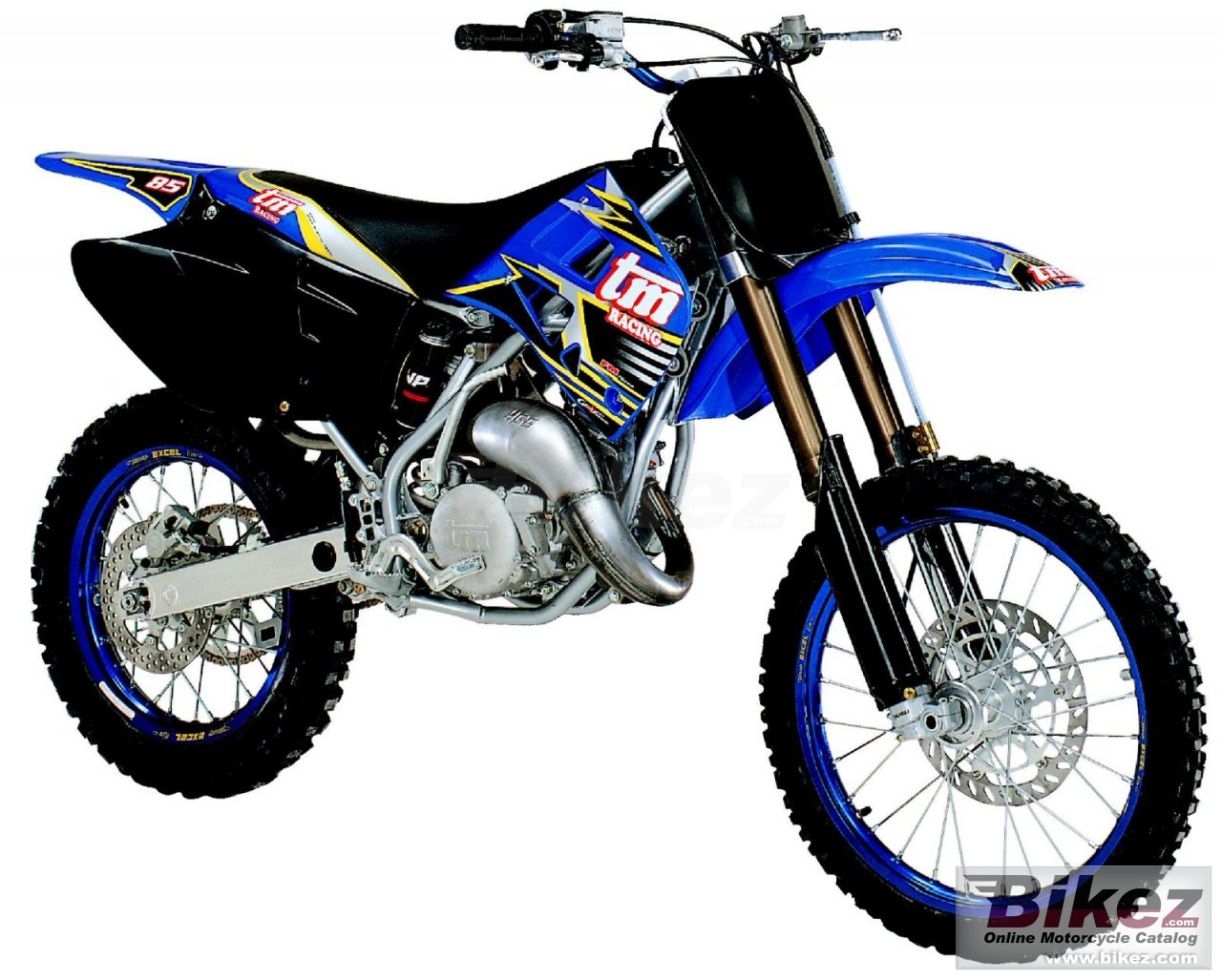 TM racing mx 85 junior cross