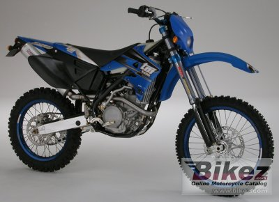 2004 TM Racing EN 250 F ES Enduro