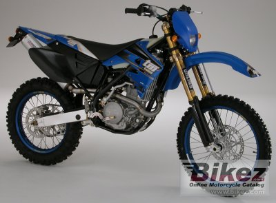 2004 TM Racing EN 450 F ES Enduro