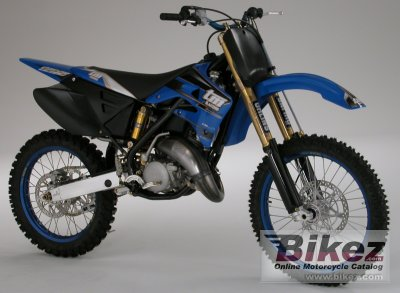 2004 tm racing mx 125 cross specifications and pictures. Black Bedroom Furniture Sets. Home Design Ideas
