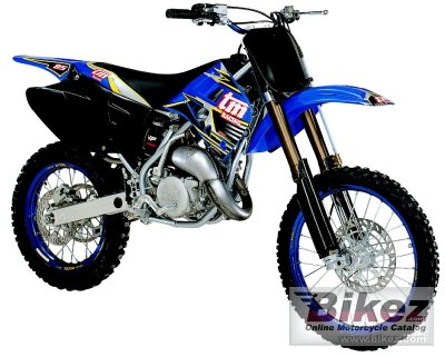 2004 TM Racing MX 85 Junior Cross