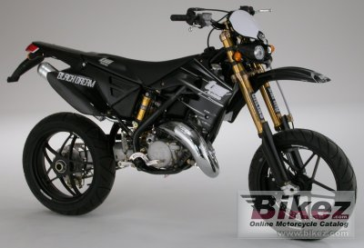 2004 TM Racing SMM 125 Black Dream