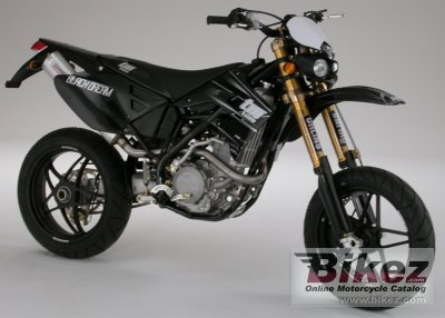 2004 TM Racing SMM 530 F Black Dream specifications and ...