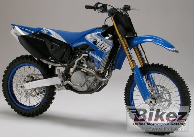 2005 TM Racing MX 450 F photo
